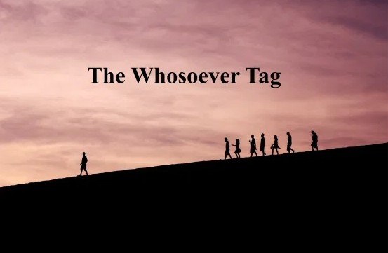 Whosoever tag