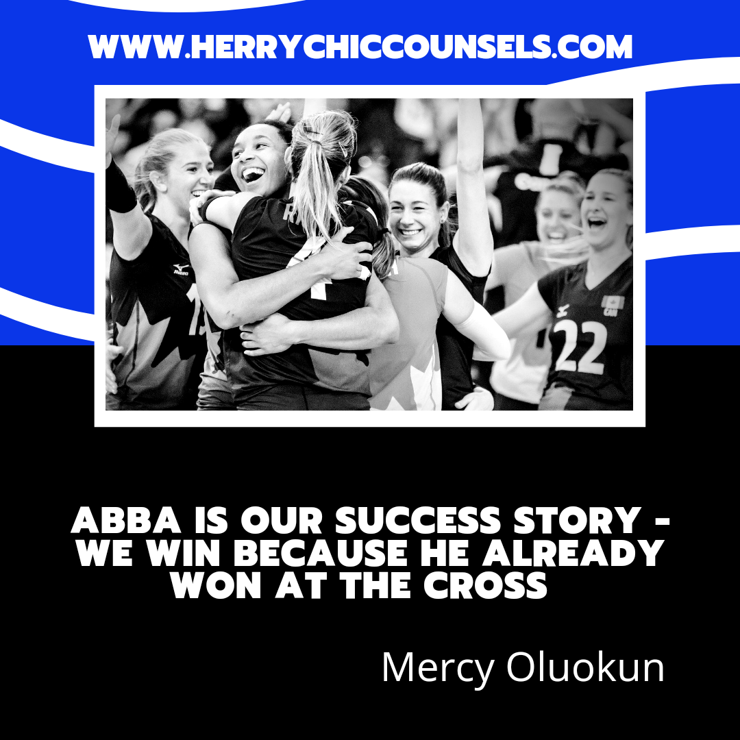 Success story - Abba - Won - cross