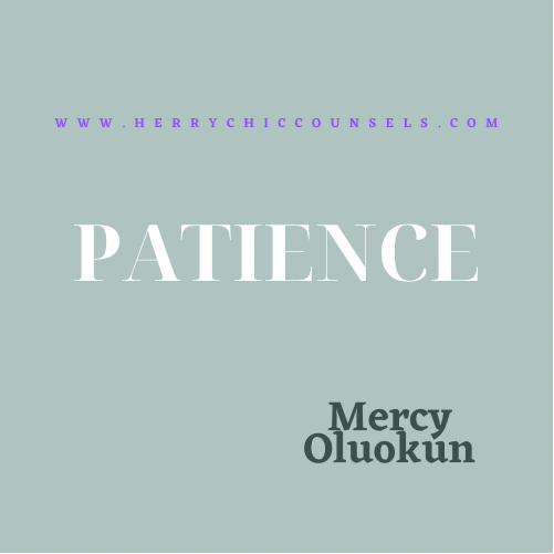Patience - Herrychic