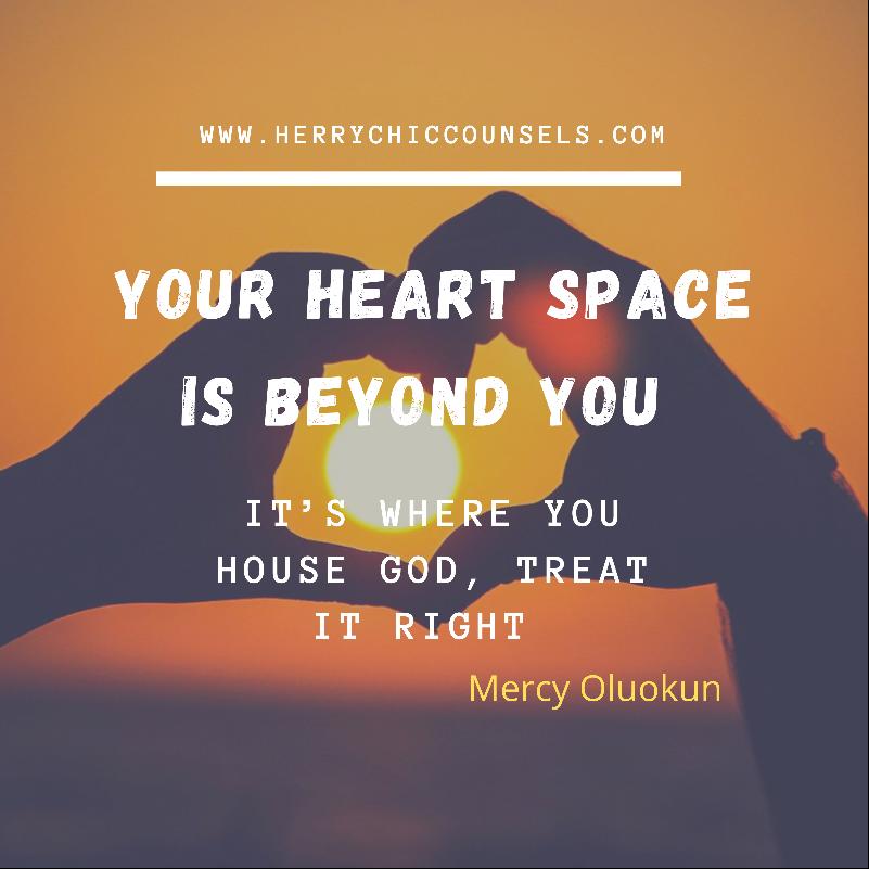 Heart space - House God