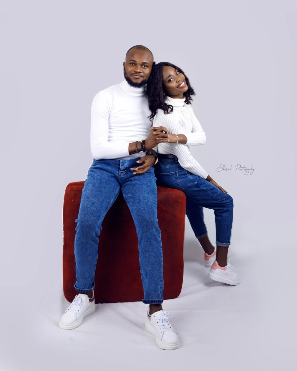 Felix and Mercy Amande
